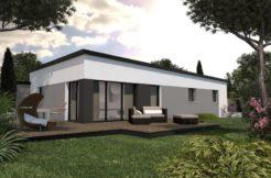 Maison+Terrain de 4 pièces avec 3 chambres à Thou 17290 – 168200 €