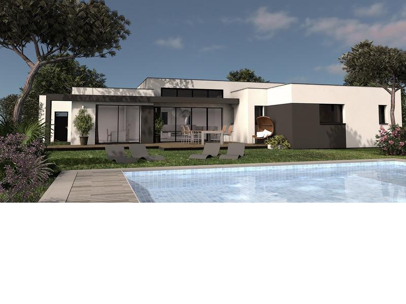 Maison+Terrain de 4 pièces avec 3 chambres à Longèves 17230 – 235000 €