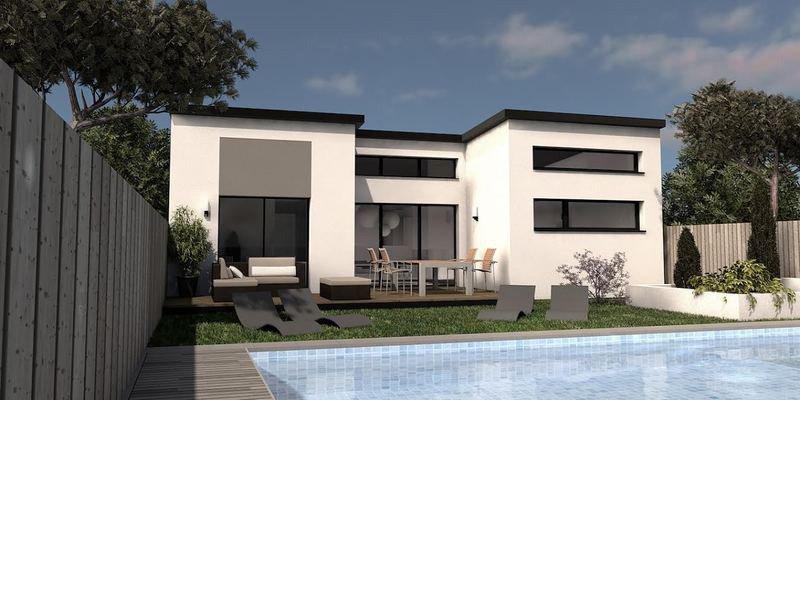 Maison+Terrain de 4 pièces avec 3 chambres à Longèves 17230 – 229000 €