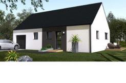 Maison de 65m2 avec 3 pièces dont 2 chambres - M-MR-170804-5008