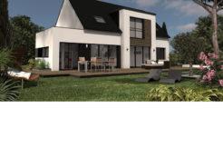 Maison+Terrain de 5 pièces avec 4 chambres à Sainte Anne d'Auray 56400 – 267000 € - JMM-19-02-04-12