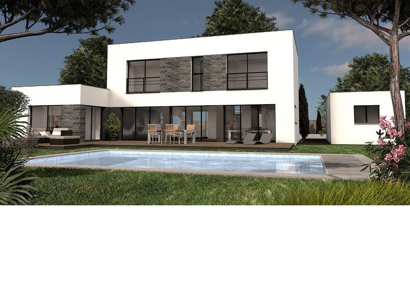 Maison de 175m2 avec 8 pièces dont 5 chambres - M-MR-170804-5088