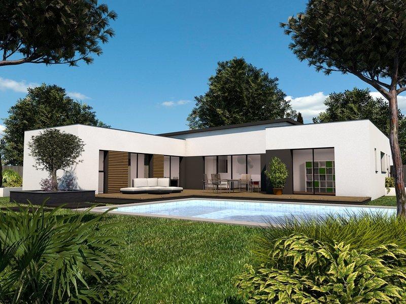 Maison+Terrain de 7 pièces avec 4 chambres à Blanquefort 33290 – 502000 €