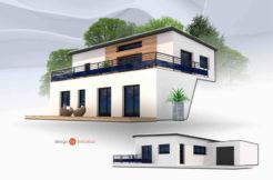 Maison+Terrain de 5 pièces avec 4 chambres à Rosporden 29140 – 226000 € - CGO-19-02-11-49