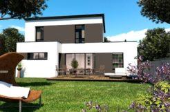 Maison+Terrain de 5 pièces avec 3 chambres à Thairé 17290 – 201000 €