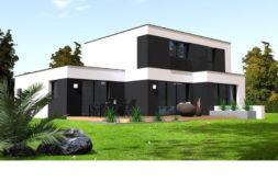 Maison+Terrain de 6 pièces avec 4 chambres à Ergué Gabéric 29500 – 255500 € - SCH-19-03-11-45