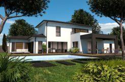 Maison de 180m2 avec 7 pièces dont 4 chambres - M-MR-170804-5048