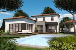 Maison de 160m2 avec 6 pièces dont 2 chambres - M-MR-170804-5049