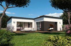 Maison+Terrain de 5 pièces avec 3 chambres à Longèves 17230 – 218700 €
