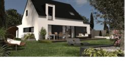 Maison+Terrain de 7 pièces avec 4 chambres à Locmaria Grand Champ 56390 – 261731 € - VB-19-02-11-9