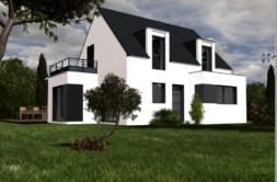 Maison+Terrain de 7 pièces avec 4 chambres à Locoal Mendon 56550 – 239854 € - VB-19-09-20-9