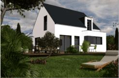 Maison+Terrain de 7 pièces avec 4 chambres à Meucon 56890 – 250056 € - VB-18-09-14-5