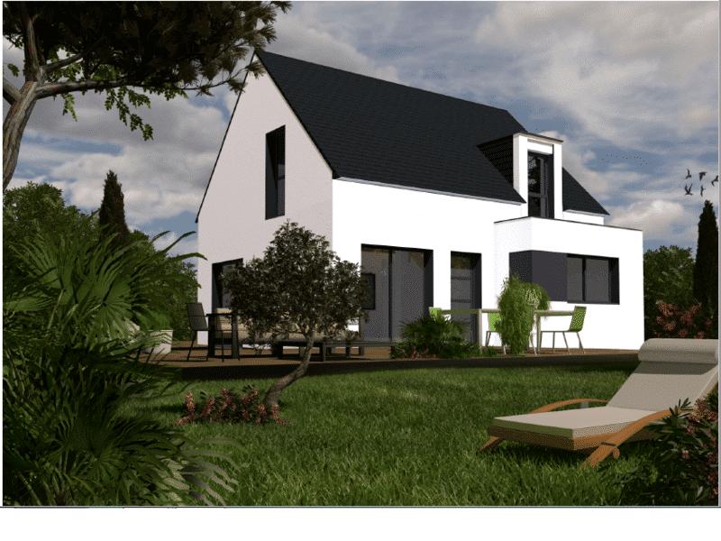 Maison+Terrain de 7 pièces avec 4 chambres à Nivillac 56130 – 228043 € - VB-19-04-02-10
