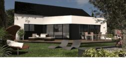 Maison+Terrain de 6 pièces avec 3 chambres à Saint Marcel 56140 – 274675 € - VB-20-01-17-8