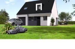 Maison+Terrain de 5 pièces avec 4 chambres à Ercé près Liffré 35340 – 232700 € - BBA-19-01-24-41