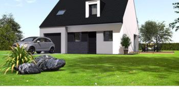 Maison+Terrain de 5 pièces avec 4 chambres à Gosné 35140 – 219620 € - BBA-19-05-03-12