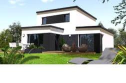 Maison+Terrain de 6 pièces avec 4 chambres à Andouillé Neuville 35250 – 220992 € - BBA-19-11-08-191