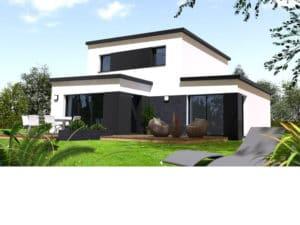 Maison+Terrain de 6 pièces avec 4 chambres à Dourdain 35450 – 224167 €