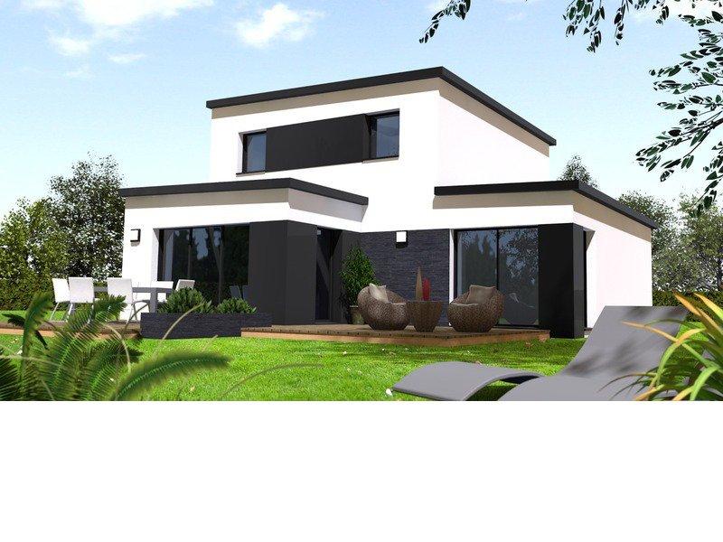Maison+Terrain de 6 pièces avec 4 chambres à Liffré 35340 – 306328 € - BBA-19-04-01-5