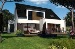 Maison+Terrain de 7 pièces avec 5 chambres à Combrit 29120 – 288000 € - ISE-18-12-24-157