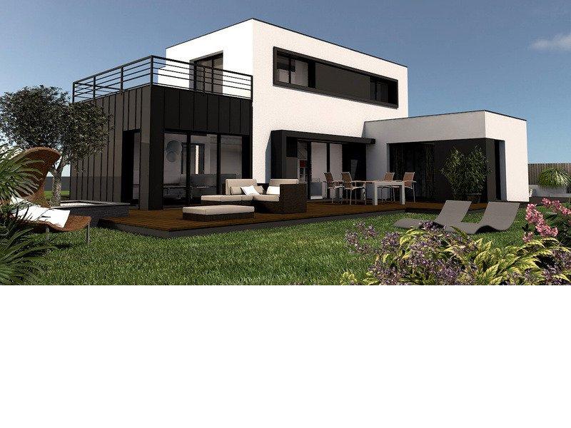 Maison+Terrain de 6 pièces avec 4 chambres à Combrit 29120 – 275000 € - ISE-18-12-24-158