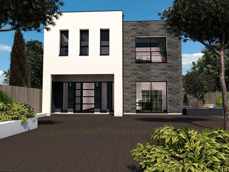Maison+Terrain de 7 pièces avec 4 chambres à Pessac 33600 – 455000 € - EMON-18-06-15-7