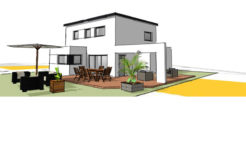 Maison+Terrain de 6 pièces avec 4 chambres à Lorient 56100 – 287500 € - RMO-18-01-02-17