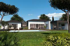 Maison de 155m2 avec 6 pièces dont 4 chambres - M-MR-170804-5038