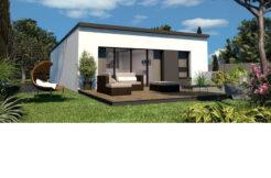 Maison+Terrain de 4 pièces avec 2 chambres à Saint Germain du Pinel 35370 – 165404 €
