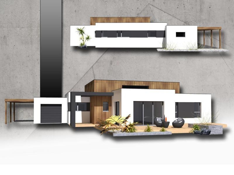 Maison+Terrain de 6 pièces avec 4 chambres à Saint Jacut de la Mer 22750 – 282000 €