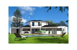 Maison+Terrain de 6 pièces avec 4 chambres à Léhon 22100 – 312080 €