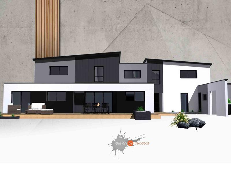 Maison+Terrain de 8 pièces avec 6 chambres à Saint Jacut de la Mer 22750 – 365000 €