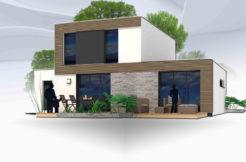 Maison+Terrain de 6 pièces avec 4 chambres à Richardais 35780 – 265900 €