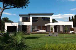 Maison+Terrain de 7 pièces avec 5 chambres à Richardais 35780 – 312000 €