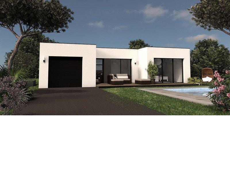 Maison+Terrain de 5 pièces avec 3 chambres à Saint Laurent de Neste 65150 – 167441 € - MABO-19-05-22-1