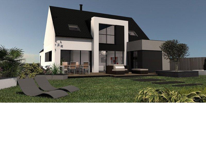 Maison+Terrain de 8 pièces avec 4 chambres à Baden 56870 – 296000 € - RJ-18-12-05-4