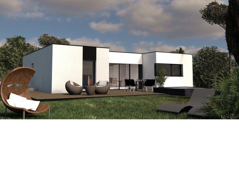 Maison+Terrain de 4 pièces avec 3 chambres à Castelnau d'Estrétefonds 31620 – 229000 € - CPO-18-01-02-8