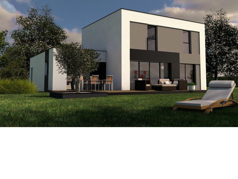 Maison+Terrain de 5 pièces avec 4 chambres à Bouloc 31620 – 251000 €