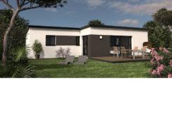 Maison+Terrain de 4 pièces avec 3 chambres à Léguevin 31490 – 308000 €