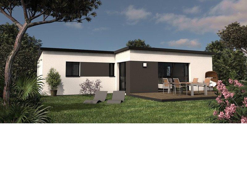 Maison+Terrain de 4 pièces avec 3 chambres à Bouloc 31620 – 220000 €