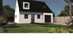 Maison+Terrain de 6 pièces avec 4 chambres à Bordères sur l'Échez 65320 – 219916 € - MABO-19-07-12-24