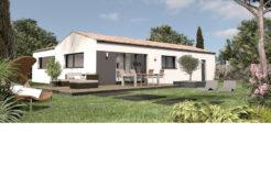 Maison+Terrain de 5 pièces avec 3 chambres à Campistrous 65300 – 152000 €