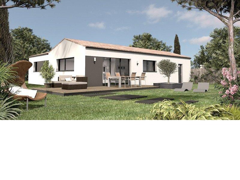 Maison+Terrain de 5 pièces avec 3 chambres à Saint Laurent de Neste 65150 – 164441 € - MABO-19-07-12-36