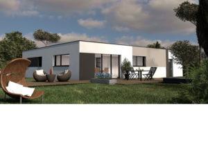 Maison+Terrain de 6 pièces avec 4 chambres à Saint Nazaire 44600 – 354263 €