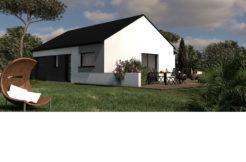 Maison+Terrain de 5 pièces avec 3 chambres à Guenrouet 44530 – 151461 €