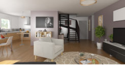 Maison+Terrain de 5 pièces avec 4 chambres à   – 262270 € - VCHA-19-08-02-1