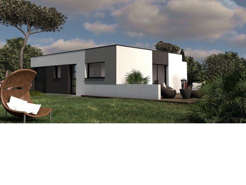 Maison+Terrain de 4 pièces avec 3 chambres à Montberon 31140 – 255000 €
