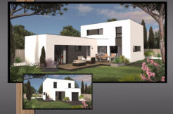 Maison+Terrain de 5 pièces avec 4 chambres à Bouloc 31620 – 256000 €