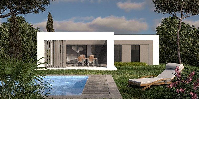Maison+Terrain de 4 pièces avec 3 chambres à Launaguet 31140 – 277000 €