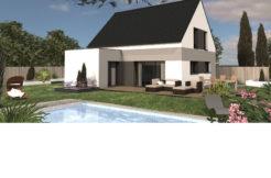 Maison+Terrain de 5 pièces avec 4 chambres à Châteaugiron 35410 – 243757 €